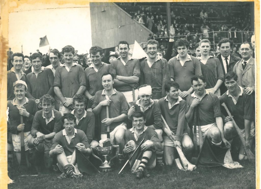 Mike Flaherty (5th from left back row)