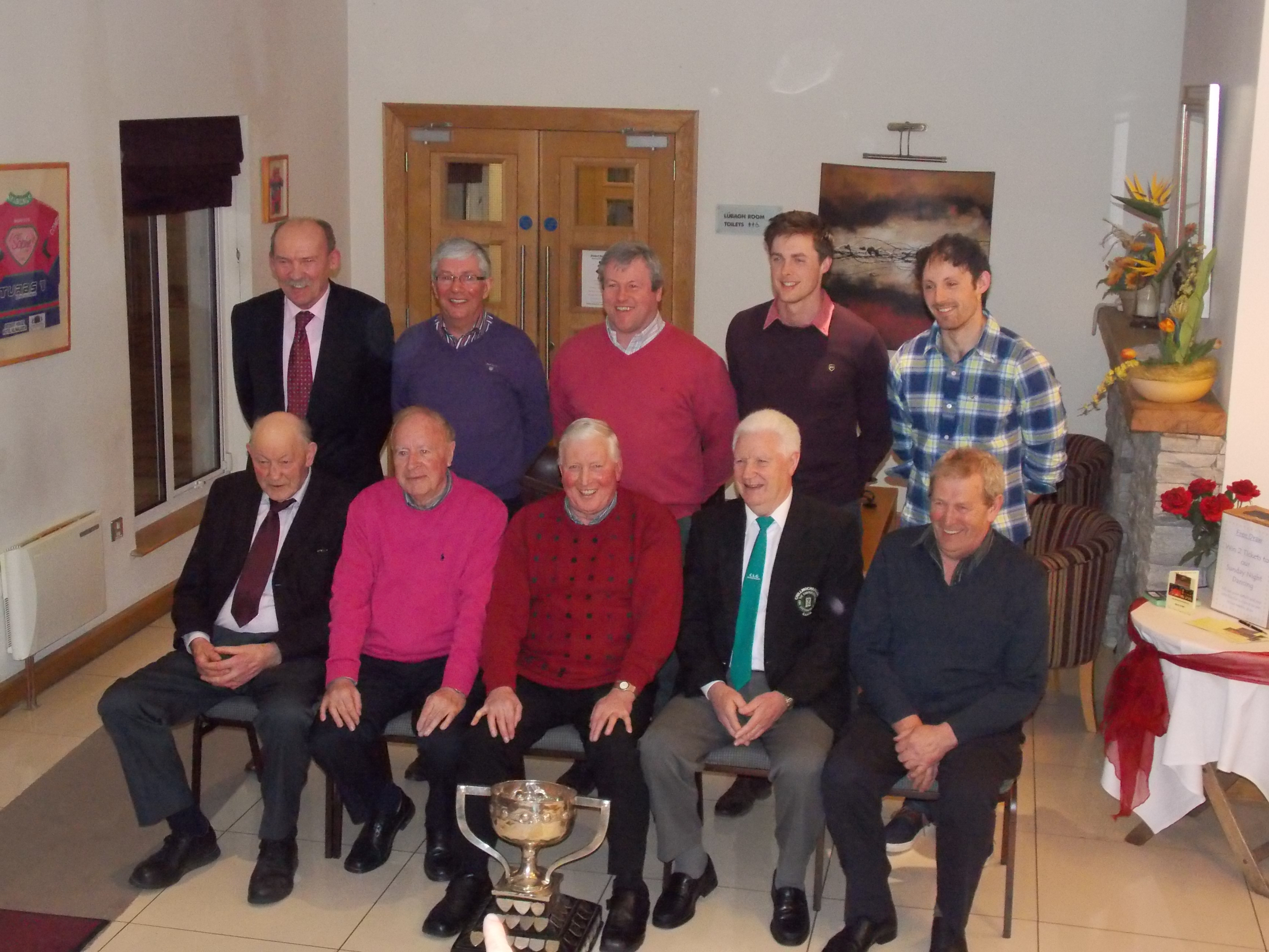 Senior Hurling Winning Captains 1960 - 2012