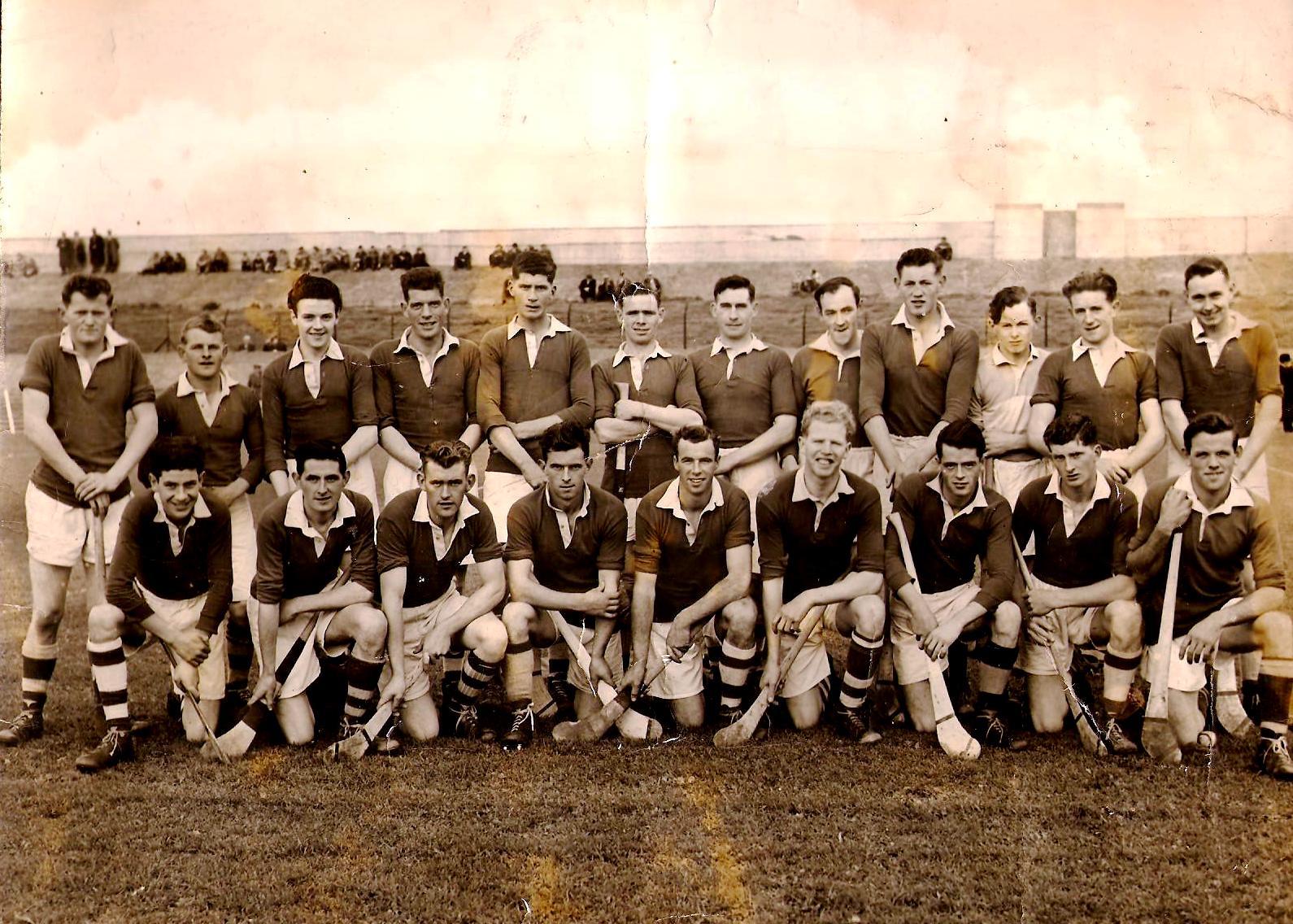 1956 County Junior Champions