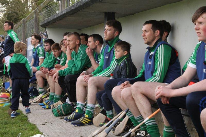 Anxious faces during the opening game of the 2016 Senior Hurling Championship
