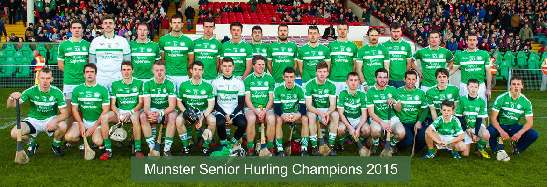 Munster Champions 2015