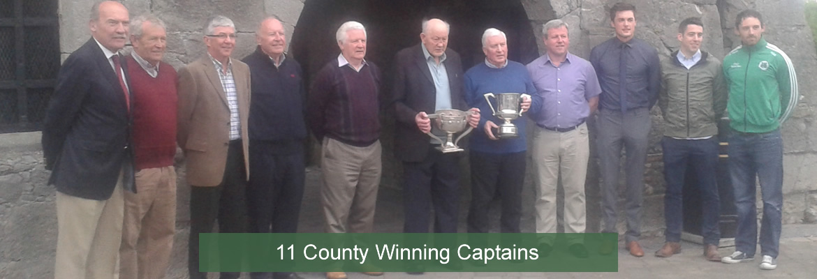 10 Kilmallock County Winning Captains